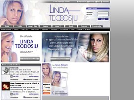 "DSDS-Kandidatin Linda Teodosiu - Kostenloser Download ""Good At It"""