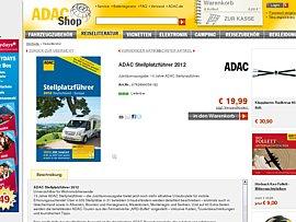 ADAC Stellplatz-Führer Deutschland/Europa 2012 zeigt, wo Ihr günstig übernachten könnt