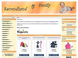 Second Hand Online-Shop - Kleidung und mehr für Kinder