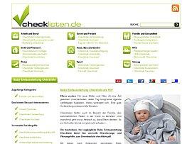 baby erstausstattung checkliste zum kostenlosen download als pdf. Black Bedroom Furniture Sets. Home Design Ideas