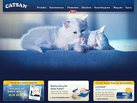 Catsan Willkommenspaket 2011 kostenlos bestellen