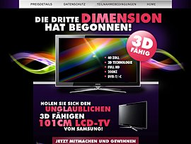 LCD Fernseher der Superlative gewinnen