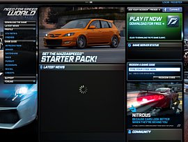 Need for Speed World - Online Rennspiel zum kostenlosen Download
