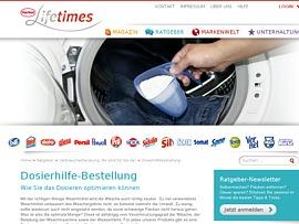 henkel waschmittel dosierhilfe