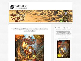 "Soundtrack des Adventures ""The Whispered World"" kostenlos downloaden"