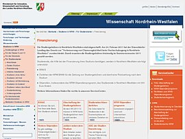 Was kostet das Studium in NRW?