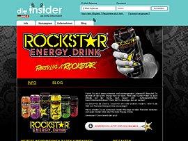 ROCKSTAR Energy Drinks (über 20 Dosen - verschiedene Sorten)
