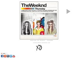 The Weeknd - Zwei komplette Mixetapes zum kostenlosen Download