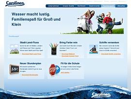"""Carolinen spendiert Malbuch, """"Schiffe versenken""""- und """"Stadt-Land-Fluss""""-Vorlagen"""