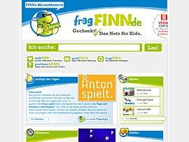Sichere Internet-Suchmaschine für Kinder