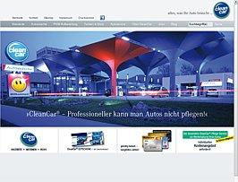 Auto - 9 Euro Gutschein für Platinwäsche bei CleanCar