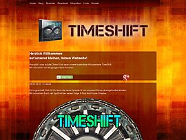 Timeshift geht in die vierte Runde - Science-Fiction-Hörspiel zum kostenlosen Download