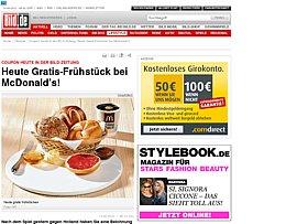 McDonald's Gutscheine, Fan-Frühstück und der neue Bubble Tea