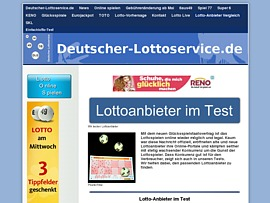Gratis Lotto-Anbieter im Vergleich