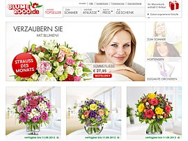 Blume2000 Rabatt Gutschein