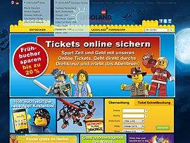 Legoland Jahreskarte Aktion : legoland deutschland tageskarten aktion bis zu 15 euro pro tageskarte sparen ~ Eleganceandgraceweddings.com Haus und Dekorationen
