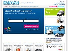 Preisvergleich - Transportangebote erhalten und vergleichen