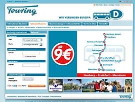 Busreise: Ab 9 Euro von Frankfurt nach Hamburg sowie nach Brüssel oder Amsterdam