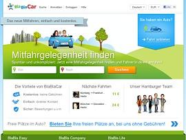 BlaBlaCar - Kostenlose Mitfahrzentrale macht das Mitfahren einfach