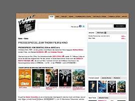 Internetportal für Filminteressierte