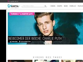 Ampya - Jede Menge Musik-Videos kostenlos online streamen