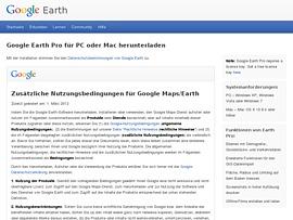 Google Earth Pro ab sofort kostenlos