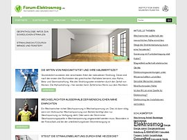 Verbraucher Initiative e.V. - forum-elekrosmog.de