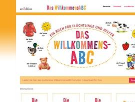 Das Willkommens-ABC - Gratis E-Book und App zum Deutschlernen