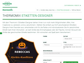 etiketten f r eingemachtes kostenlos mit dem thermomix etiketten designer erstellen. Black Bedroom Furniture Sets. Home Design Ideas