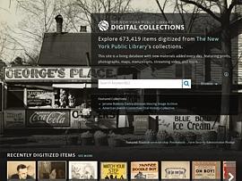New Yorker Bibliothek bietet rund 200.000 Bilder zum Gratis-Download