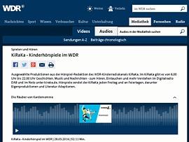 """""""Das Dschungelbuch"""" als Kinderhörspiel zum Gratis-Download in der WDR-Mediathek"""
