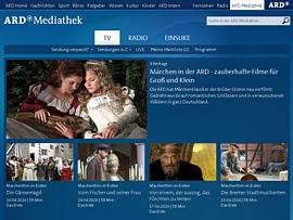ARD-Mediathek - Märchenfilme kostenlos im Stream