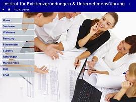 Kostenlose Existenzgründerseminare für Arbeitlosengeld- und Hartz IV Empfänger in NRW