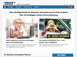 Nebenjob.de - Angebote und Informationen