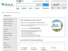 5 Euro auf Hörbuch-Downloads