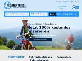 Bikesale vs. Pedalantrieb - die Fahrradbörsen im Check