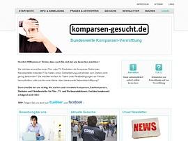 Komparsen-Vermittlung für Film und Fernsehen