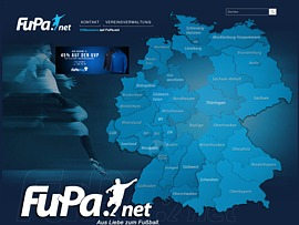 FuPa - das Fußballportal für Amateurspiele