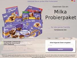 Produkttest von Milka für die ganze Familie