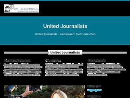 50 kostenlose Mitgliedschaften bei United Journalists