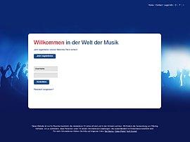 Welcome-Package von Winston für Schweizer