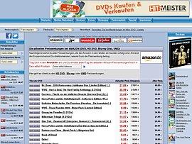 Kostenlos:  Die neuesten DVD-Preissenkungen bei Amazon abonnieren