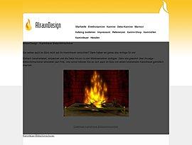 Kamin: Entspannung pur - Kaminfeuer als Bildschirmschoner