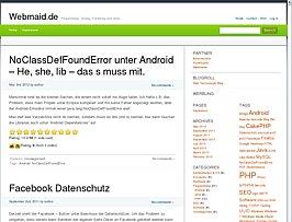 Webmaid.de - Formmailer