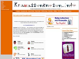 Krawatten: So wird richtig die Krawatte richtig gebunden