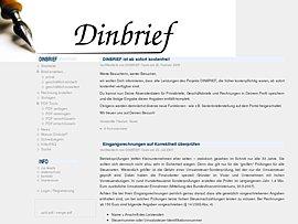 dinbrief.de: Kostenlose Hilfe zum Erstellen perfekter Briefe
