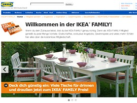 ikea family kostenlos kaffee trinken. Black Bedroom Furniture Sets. Home Design Ideas