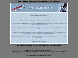 Free-SMS-Service ohne Anmeldung