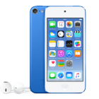ipod touch 6g 16gb blau