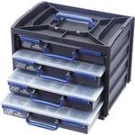 Cimco Handybox bestückt inkl. 4 Sortimentskästen (412004)